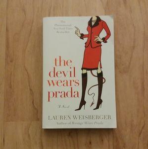 None Accents - The Devil Wears Prada Book